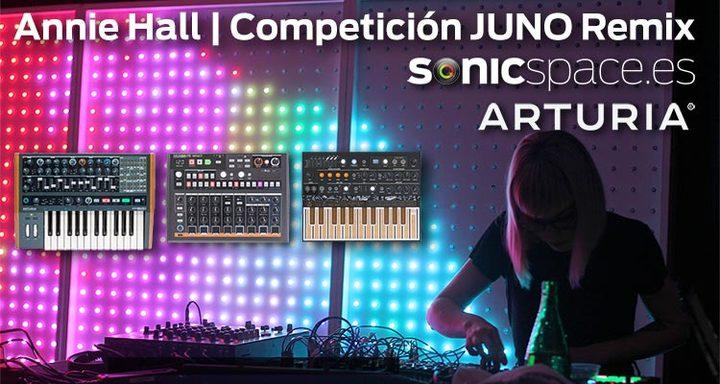 Concurso remix JUNO Annie Hall SONICspace Arturia